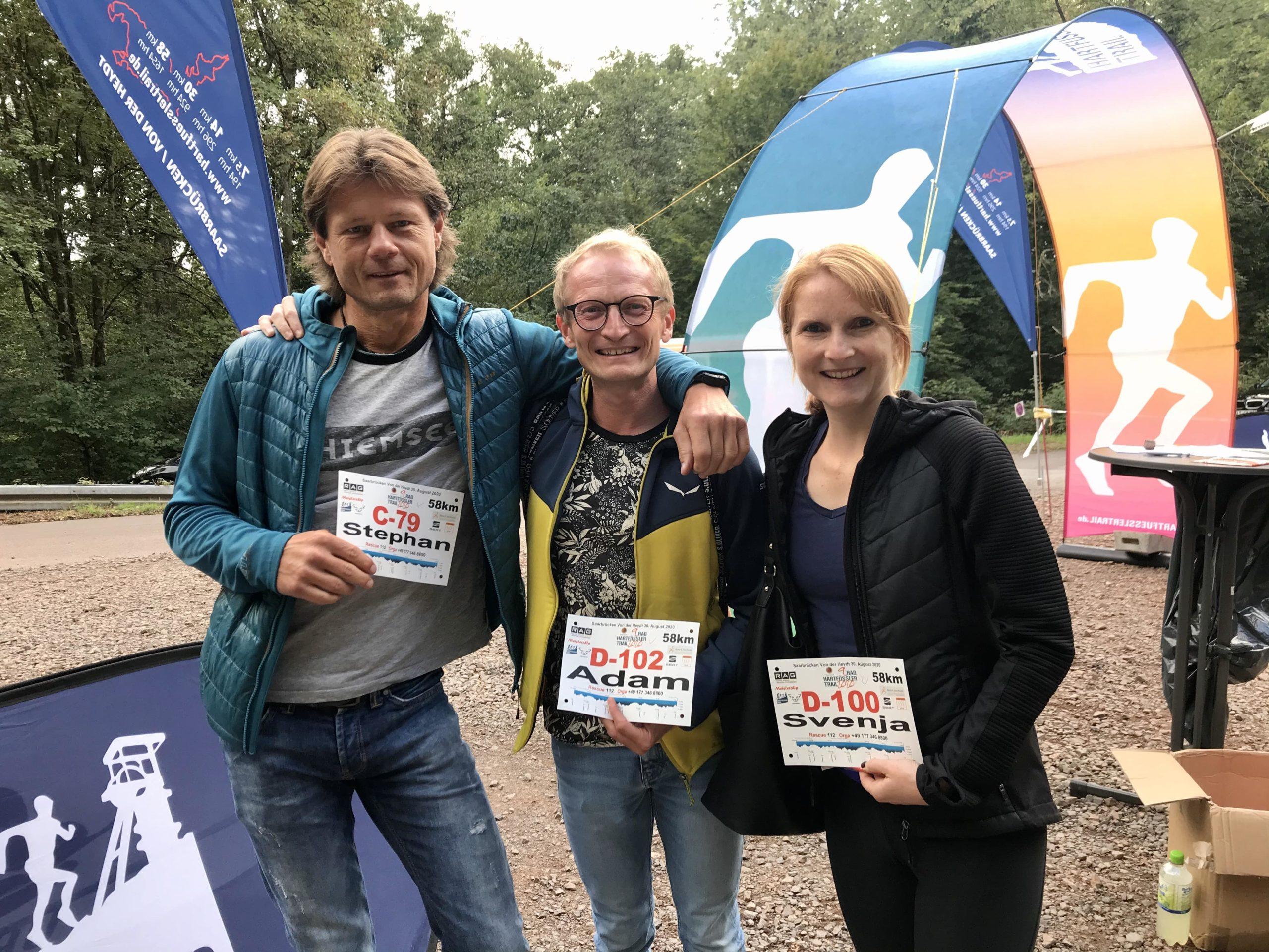 TGVA beim Hartfüßler Trail 2020